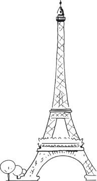 tour eiffel site les oiseaux de Paris